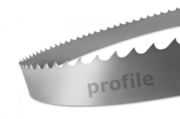 MH PowerBlade - profile